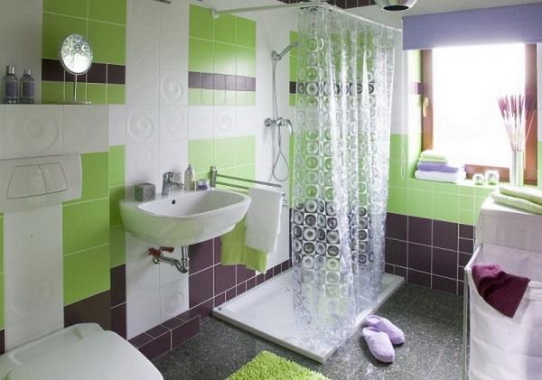 Фото: Окно в ванной