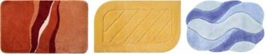 Акриловый коврик для ванной комнаты - фото