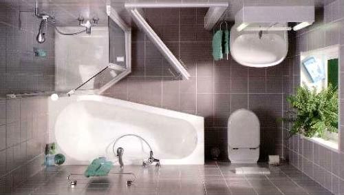 фото ванной комнаты в «хрущевке»