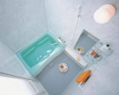 освещение в маленьких ванных комнатах
