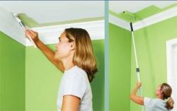 водоэмульсионная краска для ванных комнат