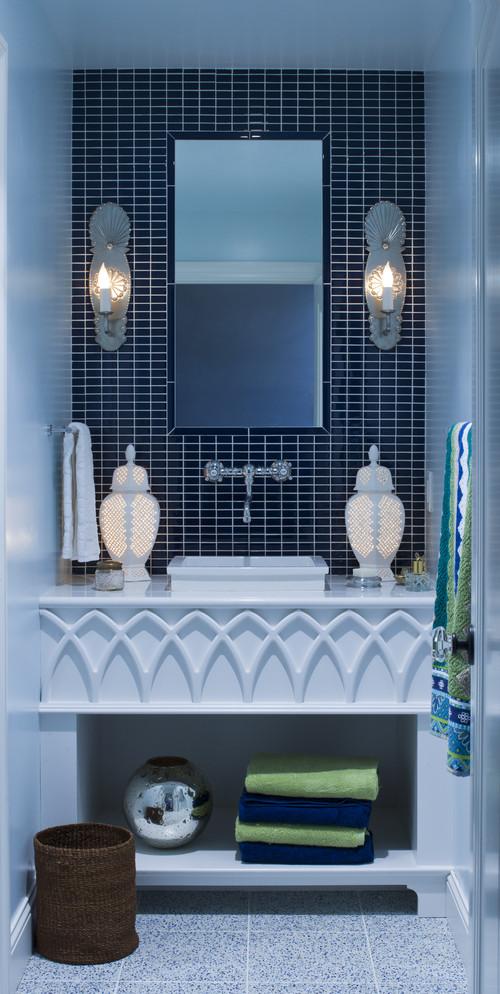 Подсветка для зеркала в ванной