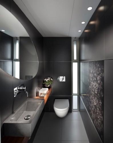 Планировка маленькой и узкой ванной комнаты