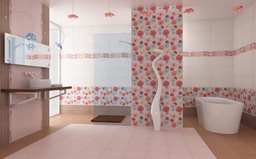 Дизайн укладки плитки в ванной фото