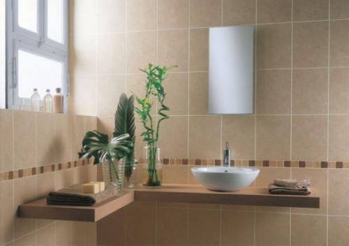 Керамическая плитка в дизайне ванной ...: vashavanna.com/keramicheskaya-plitka-v-dizajne-vannoj-komnaty.html