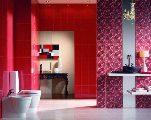 Дизайн ванной комнаты керамической плиткой фото