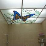 Потолок в ванной комнате: как и какой выбрать правильно?