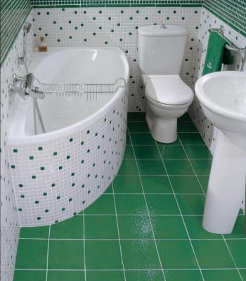 дизайн в ванной комнате в хрущевке