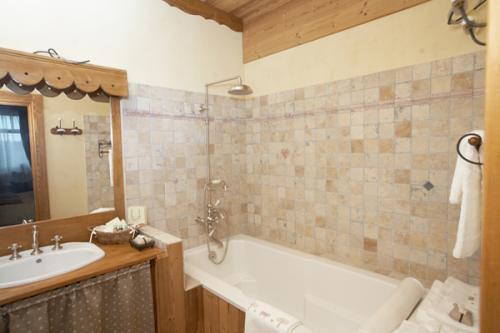 прованс стиль в интерьере ванной