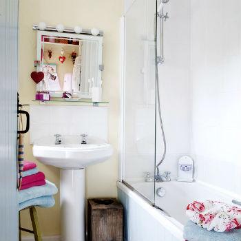 Типичная ванная комната в хрущевке