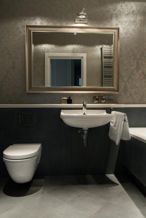 Зеркало в ванную комнату германия