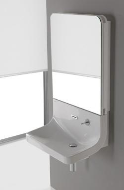 Зеркало в ванную комнату - фото