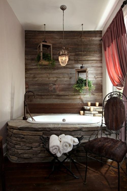декор ванной комнаты в классическом стиле