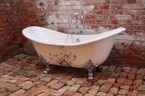 Как правильно выбрать чугунную ванну