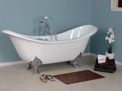 лучшая чугунная ванна