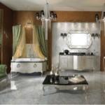 Вариант ванны в классическом стиле