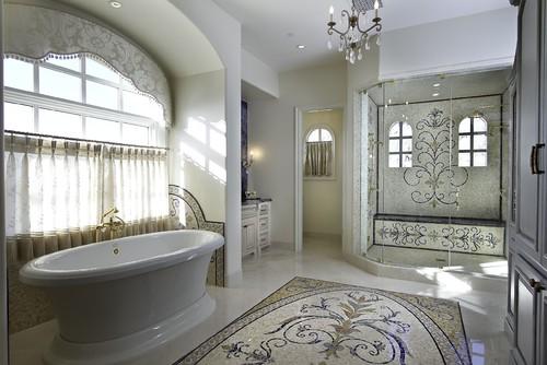 кафельная плитка для ванной панно