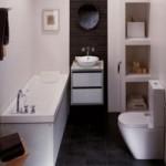 Привлекательный дизайн ванной 5 кв.м. — правила оформления и лучшие способы придать помещению индивидуальный характер