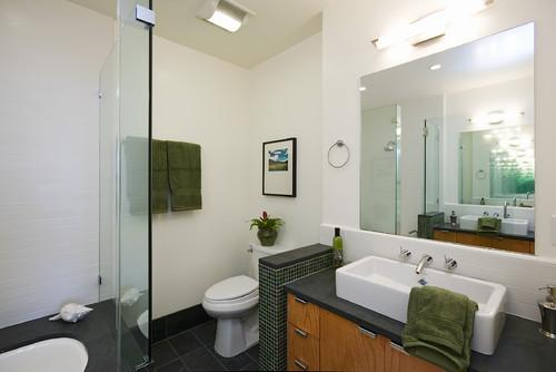 Современный дизайн интерьера (ванная 3 3 кв м)