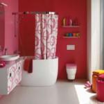 Прекрасные варианты интерьеров ванной комнаты