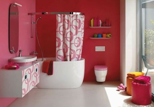 pink-bathroom-design