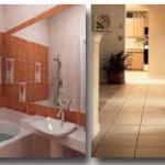Несколько популярных вариантов укладки плитки в ванной комнате