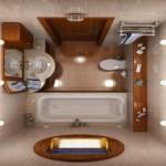 Ванная комната в панельном доме: специфика отделочных работ